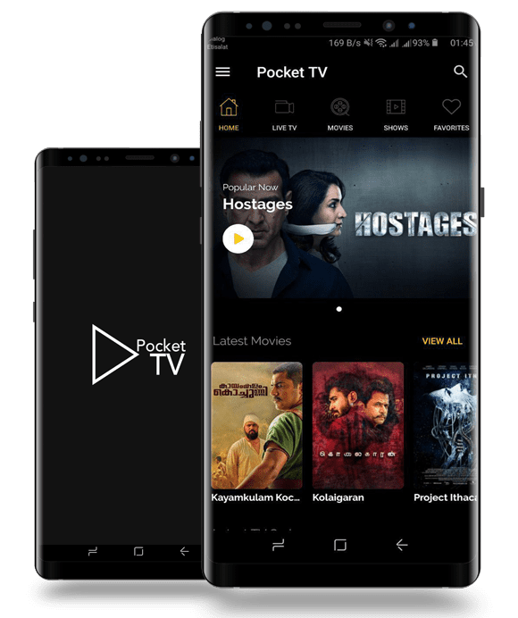 Pocket TV APK Cracked Free Download | Cracked Android Apps