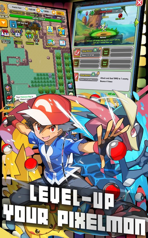 Pixel Pokémon APK Cracked Free Download | Cracked Android