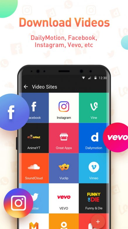 SnapTube VIP - YouTube Downloader HD Video Screenshot 1